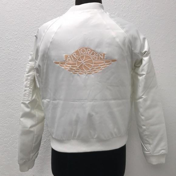 Air Jordan Wings Ma 1 Bomber Jacket